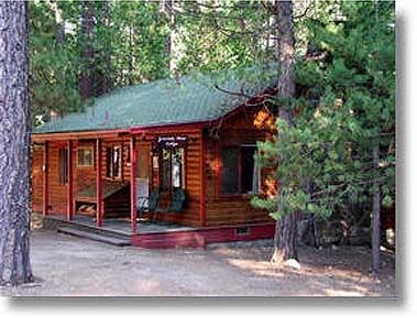 Cozy vacation rental cabins in yosemite national park for Yosemite national park cabin rentals