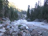 South Fork of Merced River in Yosemite National Park