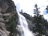 Yosemite: Vernal Falls From The Mist Trail